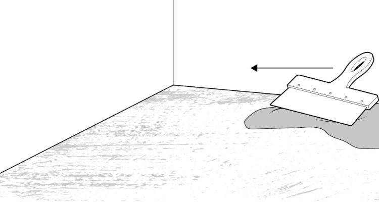 How to screed a floor step 5