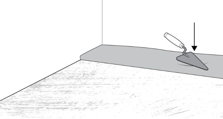 How to screed a floor step 6
