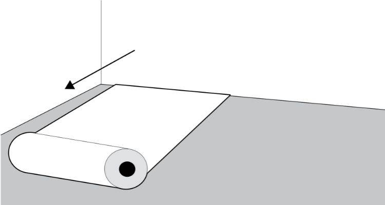 How to screed a floor step 8