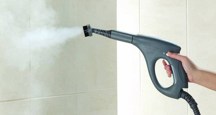 Tile steam cleaner