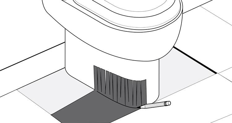 how to tile a floor step 13