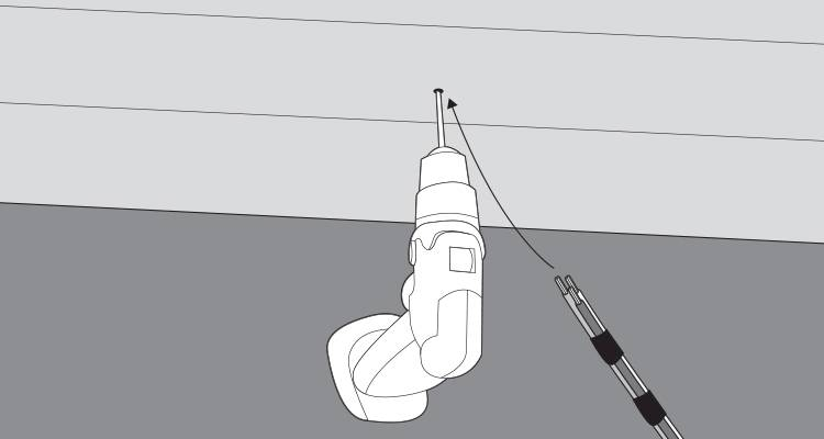 how to wire a ceiling light step 4