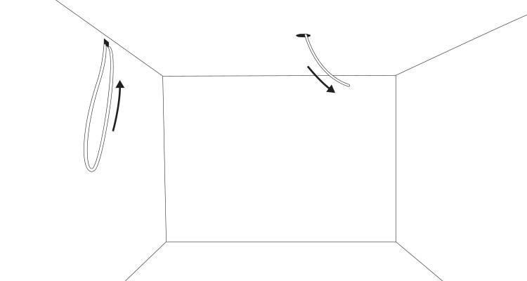 how to wire a ceiling light step 6