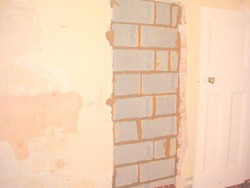 blocking up a doorway & How to: Blocking up an old Doorway or Window Pezcame.Com