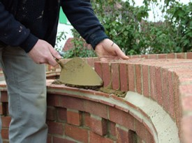 Awesome Building A Garden Wall Is Not A Difficult Job If You Have Some Basic DIY  Experience And You Take Your Time While Following Simple Basic  Instructions, ...