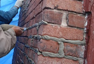 How To Point And Repoint Brickwork And Walls