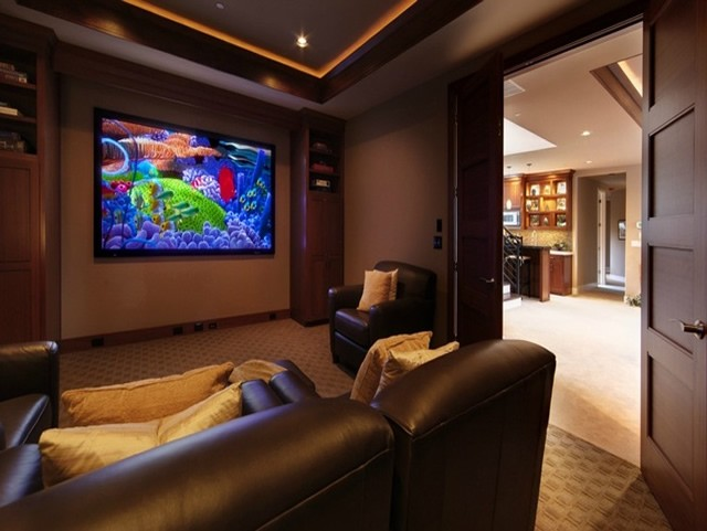 Movie Room Home Theatre Media