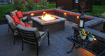 Patio Heating and Lighting