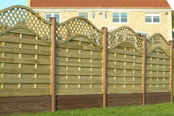 Replacing or Repairing your Garden Fence 1