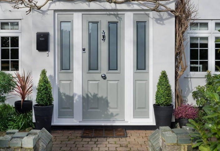 External Front Doors Wooden Vs Upvc