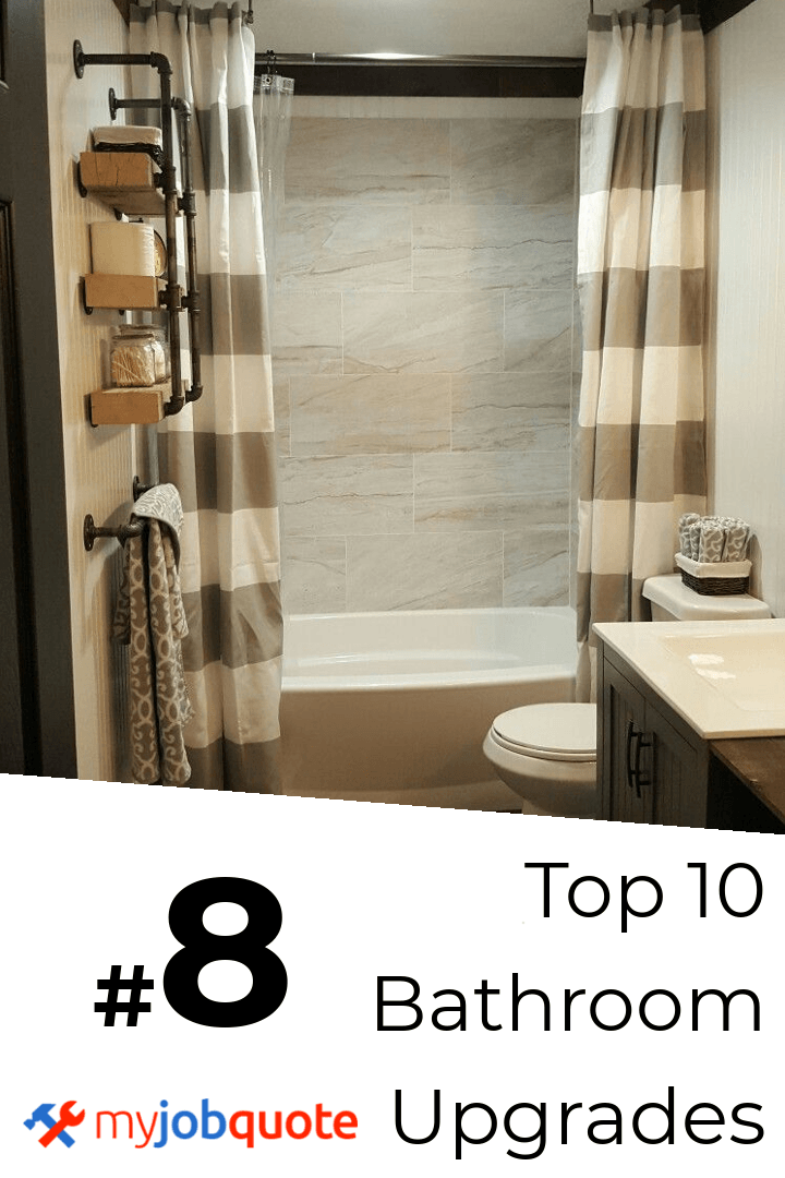 Top 10 Bathroom Upgrades