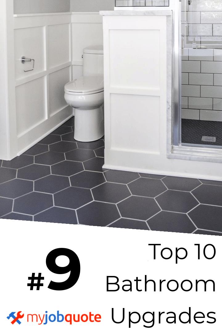 Top 10 Bathroom Upgrades