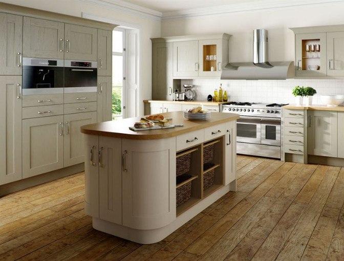 Modern kitchen look when buying a new kitchen