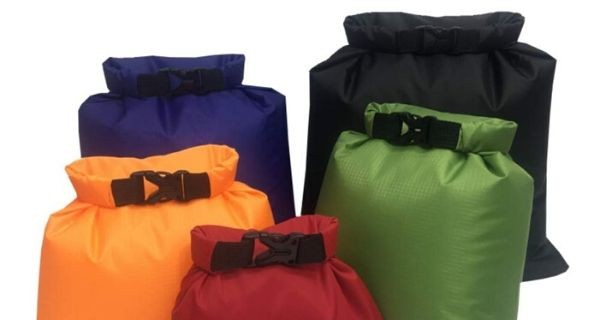 Dry Bag to keep your belongings dry in wet weather