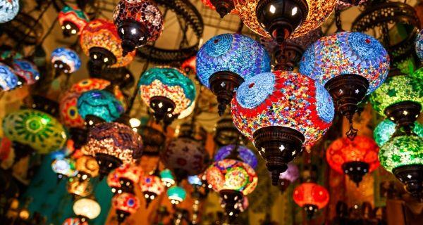 Moroccon lighting