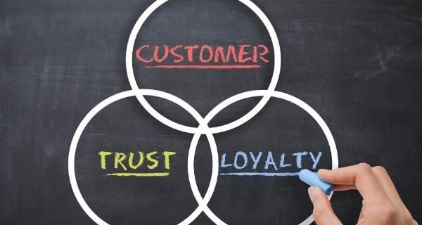 Customer trust loyalty
