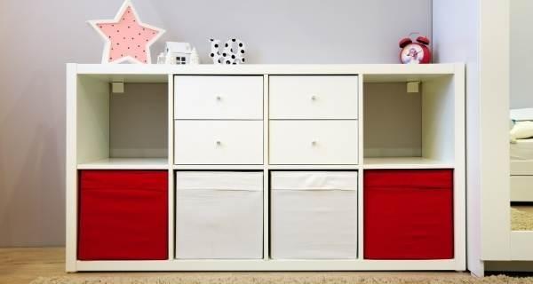 Children bedroom storage