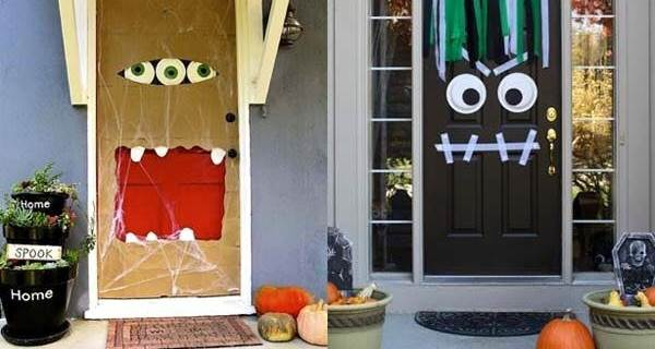 door decorations with goggly eyes 2