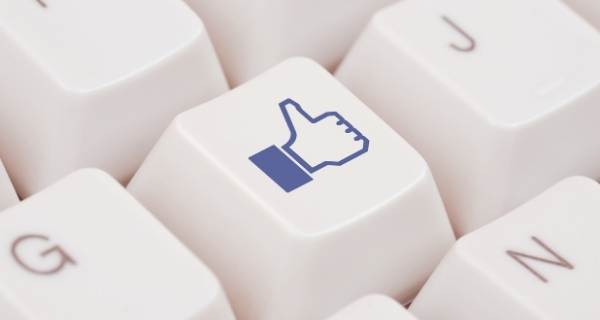 facebook like on keyboard