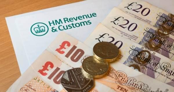 hmrc form and UK money