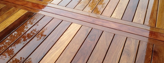 Hire A Tradesmen To Install Or Maintain Your Wooden Decking.