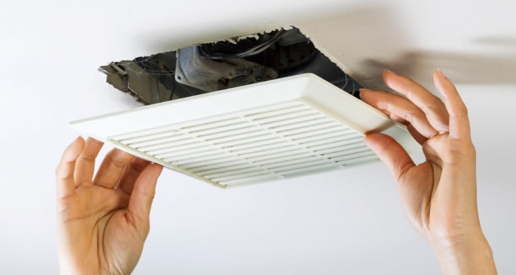 Cost Of Installing Or Replacing A Bathroom Extractor Fan