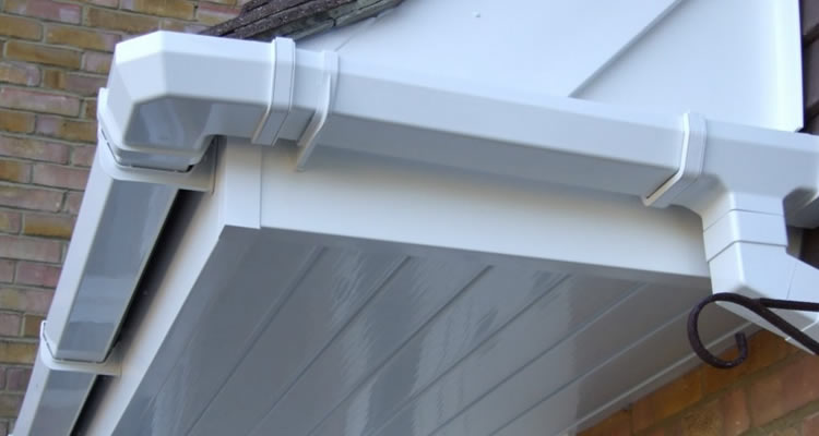 How much does it cost to cap Fascias and Soffits