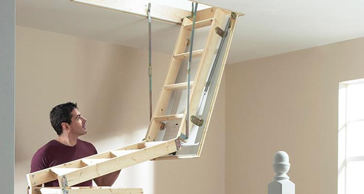 Average Cost Of Installing A Loft Ladder