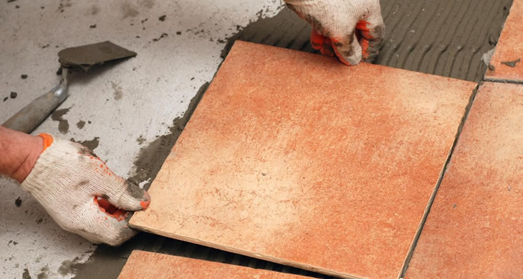 Tiling A Floor Cost Estimate - Average price for tiling