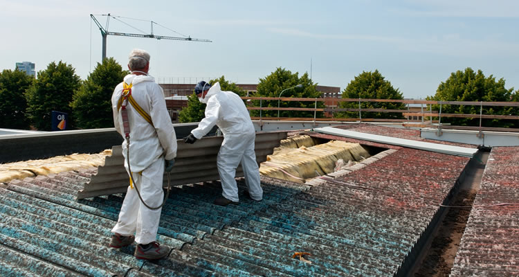 Asbestos Removal Cost Garage Roof >> Estimated Cost Of Removing Asbestos From A Roof Labour And