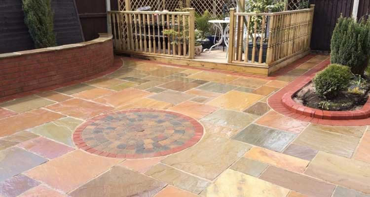 Average Cost For A Professional Patio Is Around