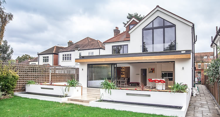 Exceptional Average Cost Of Building A Rear Extension